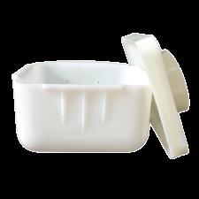 Форма для твердого сыра квадратная 3-4 кг